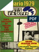 Anuario 1979 Cuarta Dimensión