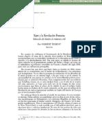 Kant y la revolución francesa (Filosofía política)