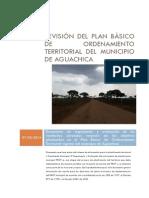 Revisión Del Plan de Ordenamiento Territorial Del Municipio de Aguachica