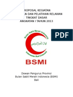 Proposal Diklatsar Dps
