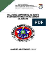 Relatório de Estatístico 2010