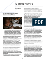 Investigadores y compañías farmacéuticas estadounidenses experimentan con seres humanos en África.pdf