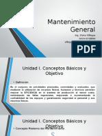 Mantenimiento Industrial General