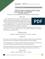 Resumen Basico de Sociologia