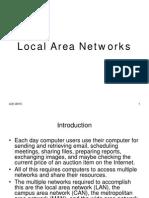 Pert-10 Local Area Network