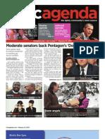 dcagenda.com - vol. 2, issue 7 - february 12, 2010