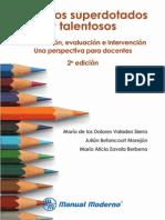 Alumnos Superdotados y Talentosos Medilibros.com
