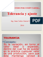 05 - Tolerancias y Ajustes Garcia Corzo