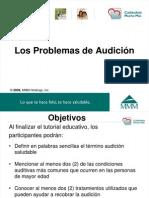 Problemas de Audicion