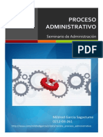 revista proceso administrativo seminario