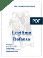 Tarea Legitima Defensa