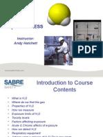 Sabre H2S Presenation