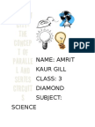Form 3 Chapter 7-Electricity (Science)