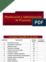 Clase5.Planif y Control de Proyectos