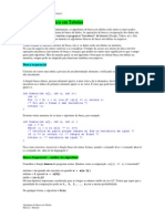 15 - Algoritmos de Busca Em Tabelas - Sequencial e Binaria