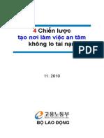 2012_Four Main Strategies-4 Phuong Phap Ko Lo Tai Nan
