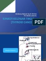 Kanker Kelenjar Tiroid.ppt