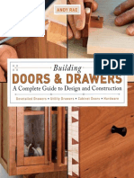 Building Doors & Drawers (Andy Rae)