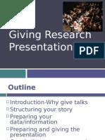 Scientific Talk 10 12