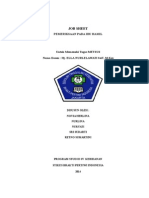 Job Sheet Anc