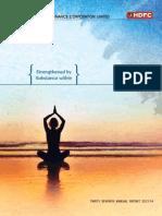 Annual Report HDFC 37th Annual Report.pdf