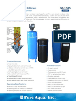 Industrial Commercial Water Softeners Sf 150s SF 150S