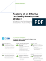 Anatomy of an Effective Leadership Development Strategy