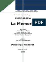 Monografia Psicología
