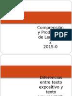 1a Diferencia Entre Texto Expositivo y Argumentativo 2014-1 (1)