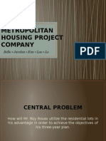 Metropolitan Housing Project Company