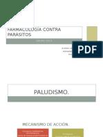 Farmacologia Contra Parasitos