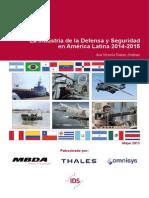 Informe Industria Defensa y Seguridad de America Latina 2014 2015