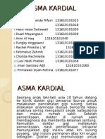 Asma Kardial