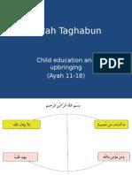 SurahTaghabun(ayah11-18)