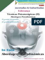 Liderança e Tecnicas PsicoterapicasII