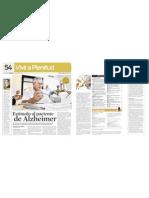 Estímulo al paciente de Alzheimer