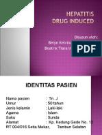Kasus Hepatitis Drug Induced