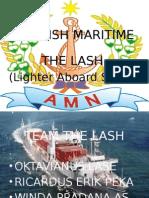English Maritime the Lash