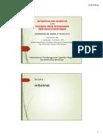 Materi Integritas SDM AP