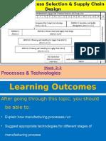 2 1 Processes & Technologies