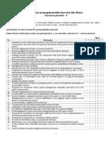 Lucrarea Pr. 6 - Analiza Managementului Inovarii