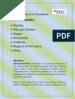 Diarrhea & Its Symptoms
