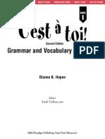 Grammar Vocab