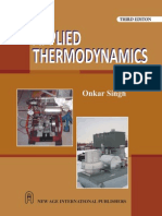 Thermodynamics 3rd Edition