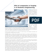 How a handful of companies is forging the future of Robotics Engineering.docx