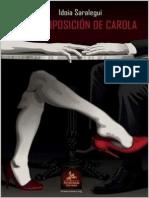 La Proposicion de Carola - Idoia Saralegui