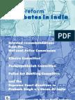 police reform debates in india