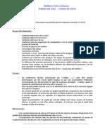 (Synthèse Des Erreurs Récurrentes C1 Et B2 2012)