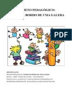 Projeto Pedagógico Diaro de Bordo