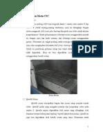 Komponen CNC Dan Persumbuanya